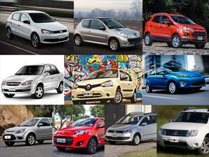 Top 10, los autos más vendidos de Argentina en mayo 2013