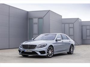Mercedes-Benz reformula el S63 AMG