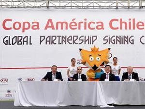 KIA, gran patrocinador de la Copa América Chile 2015