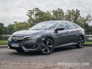 Honda Civic a Prueba por Autocosmos
