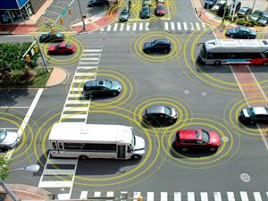 Carros del futuro cercano se comunicarán entre sí