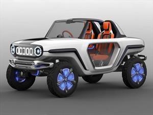 Suzuki adelanta el futuro Jimny