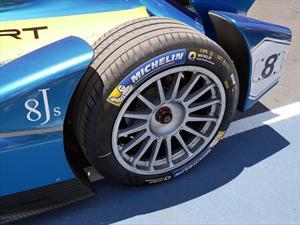 El neumático del futuro está en la Fórmula E