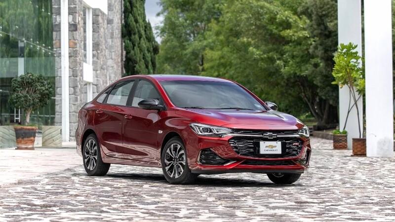 ¿Hay espacio en Chile para un nuevo sedán de Chevrolet?