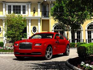Rolls-Royce Wraith St. James, el más poderoso de la marca