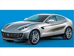 F16X es el futuro SUV de Ferrari