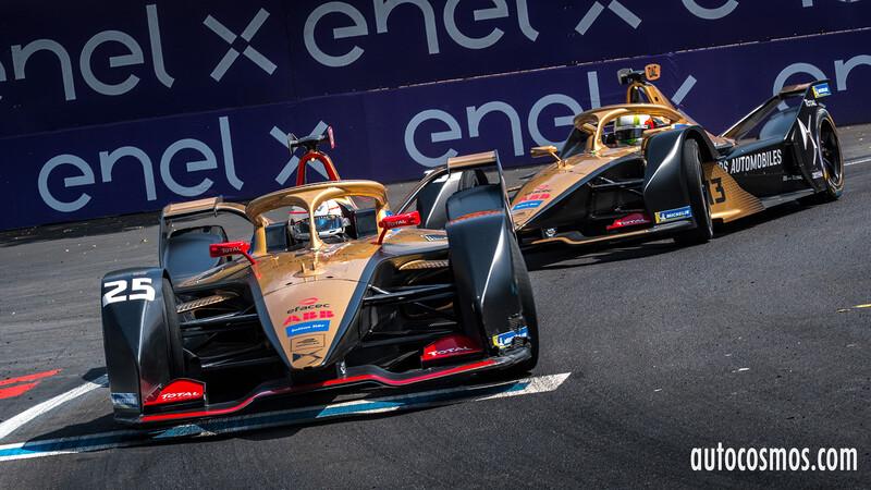 Fórmula E 2021: El COVID-19 sigue haciendo estragos