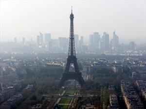 París prohíbe circular a carros con más de 20 años de antigüedad