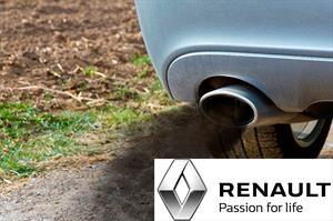 Investigan a Renault por engaños en las mediciones de las emisiones del diesel.