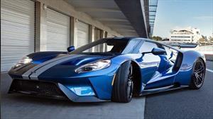 Manejamos el Ford GT 2020