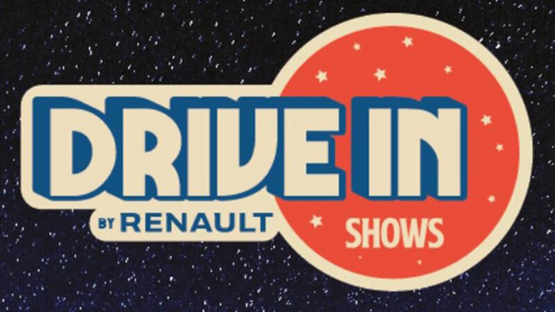 Drive In by Renault, entretenimiento en época de cuarentena