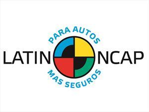 Latin NCAP presenta un programa de evaluación para carros nuevos