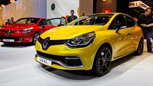 Renault Clio RS 200 2013 debuta en el Salón de París