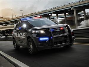 Ford Police Interceptor Utility Hybrid 2020 es más eficiente y poderoso que su predecesor