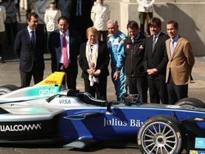 Chile le da la bienvenida oficial a la Fórmula E