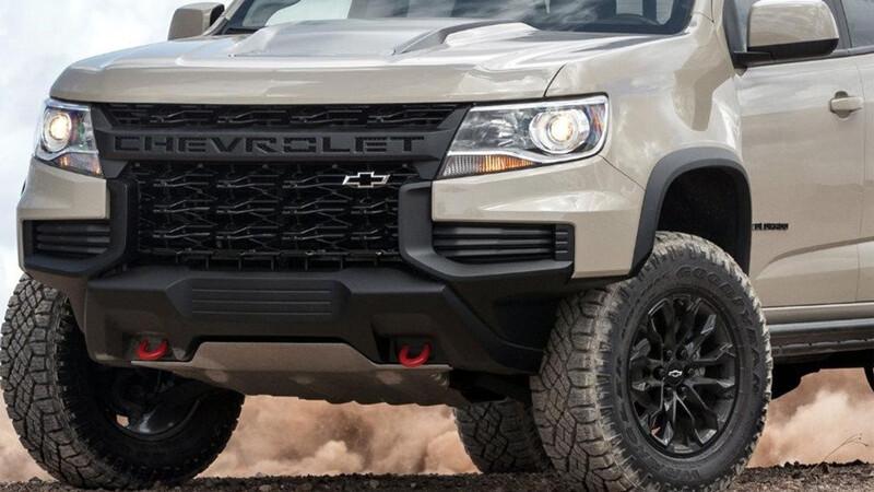 Chevrolet lanzará una Colorado con suspensión Z71