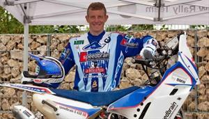 Dakar 2012: David Frétigné no participará en esta edición