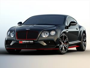 Bentley Monster por Mulliner, un Continental GT V8 S escandaloso