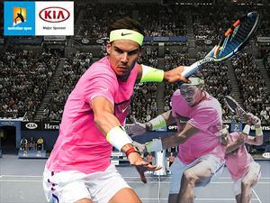 KIA Motors, patrocinador del Australian Open 2016