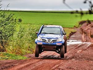 Team FOTON en el campeonato nacional Atacama Rally 2014