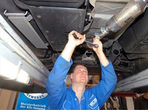 ¿Cómo identificar un taller mecánico confiable?