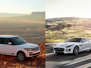Jaguar y Land Rover, entre las 5 marcas en JD Power 2014 APEAL Estudio