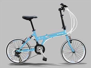 Think Blue de Volkswagen presenta bicicleta plegable
