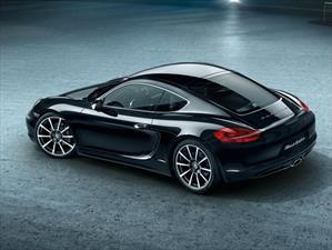 Porsche Cayman Black Edition, ¿etiqueta negra?