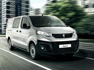 Peugeot Expert mixto se lanza en Argentina