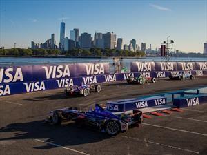2018 Fórmula E: Sam Bird llega a la final peleando los puntos