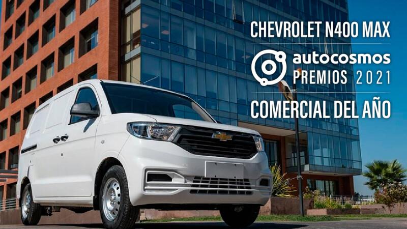Premios Autocosmos 2021: el Chevrolet N400 Max es el Vehículo Comercial del Año