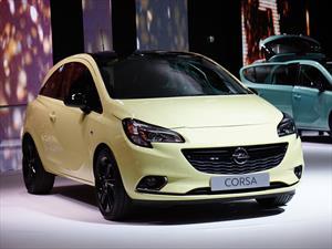 Opel Corsa de estreno en París