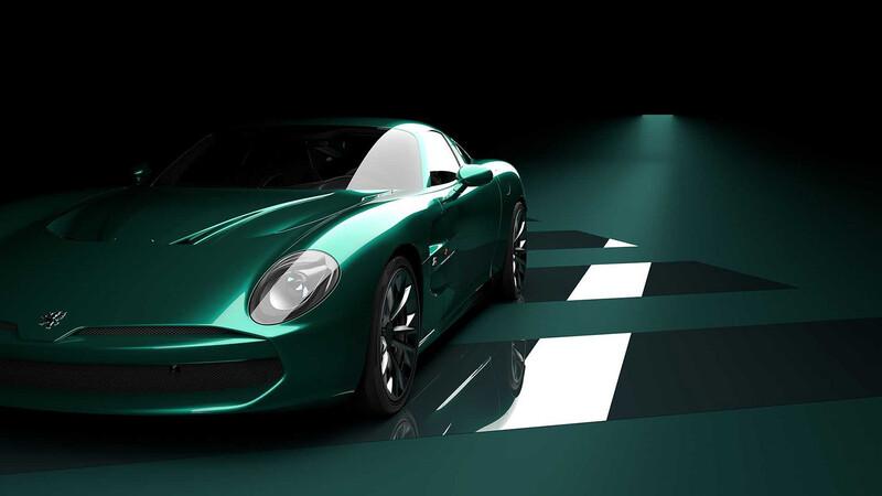 Zagato IsoRivolta GTZ, la fineza italiana se une a la potencia estadounidense
