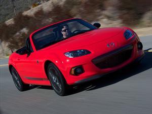 Mazda  MX-5 Miata, se renueva
