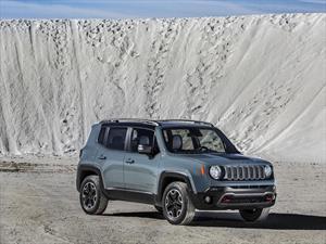 Manejamos el nuevo Jeep Renegade que se presenta en Salón de BA 2015