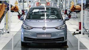 Volkswagen inicia la fabricación del ID.3 en Zwickau, Alemania