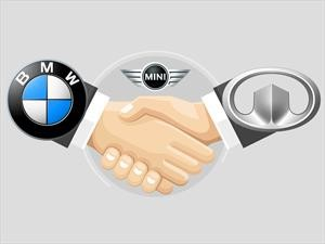 BMW y Great Wall lanzan una joint-venture