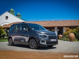 Citroën Berlingo Pasajeros 2019, la alternativa familiar a los SUV