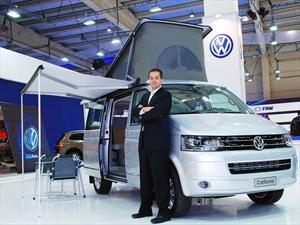 Volkswagen Vehículos Comerciales en el Salón