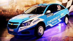 Team Chevrolet Kovacs by GMAC presentó modelo Cruze