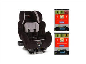 True Fit iAlert, una silla para niños con alarma remota