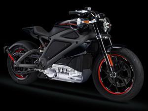 Harley-Davidson desarrolla una moto eléctrica