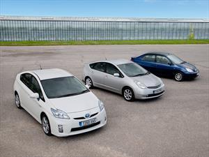 Historia: Toyota Prius, el pionero híbrido