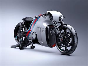 La motocicleta Lotus C-01 ya está lista para venderse