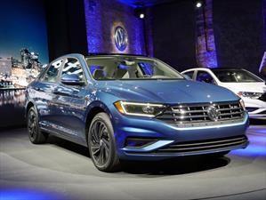 Volkswagen Bora 2019, vientos de cambio