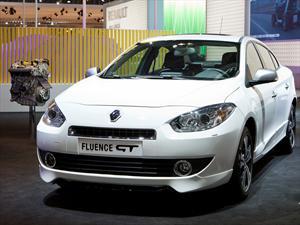 Renault Fluence GT se presenta en el Salón de San Pablo 2012