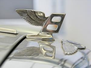 Bentley graba una película para celebrar 100 años de historia