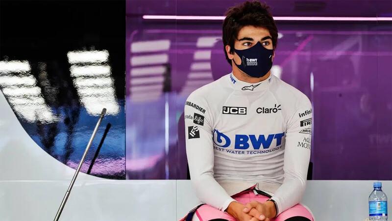 F1 2020: Lance Stroll dió positivo a coronavirus, pero ya está listo para el GP de Portugal