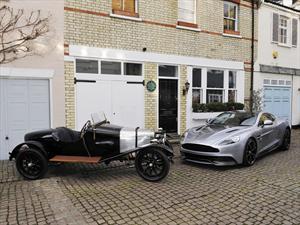 Aston Martin cumple 100 años de velocidad y elegancia. Parte I