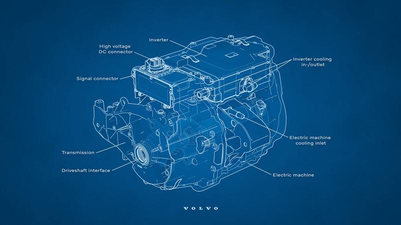 Volvo se electrifica a lo grande: construirá sus propios motores 100% a batería